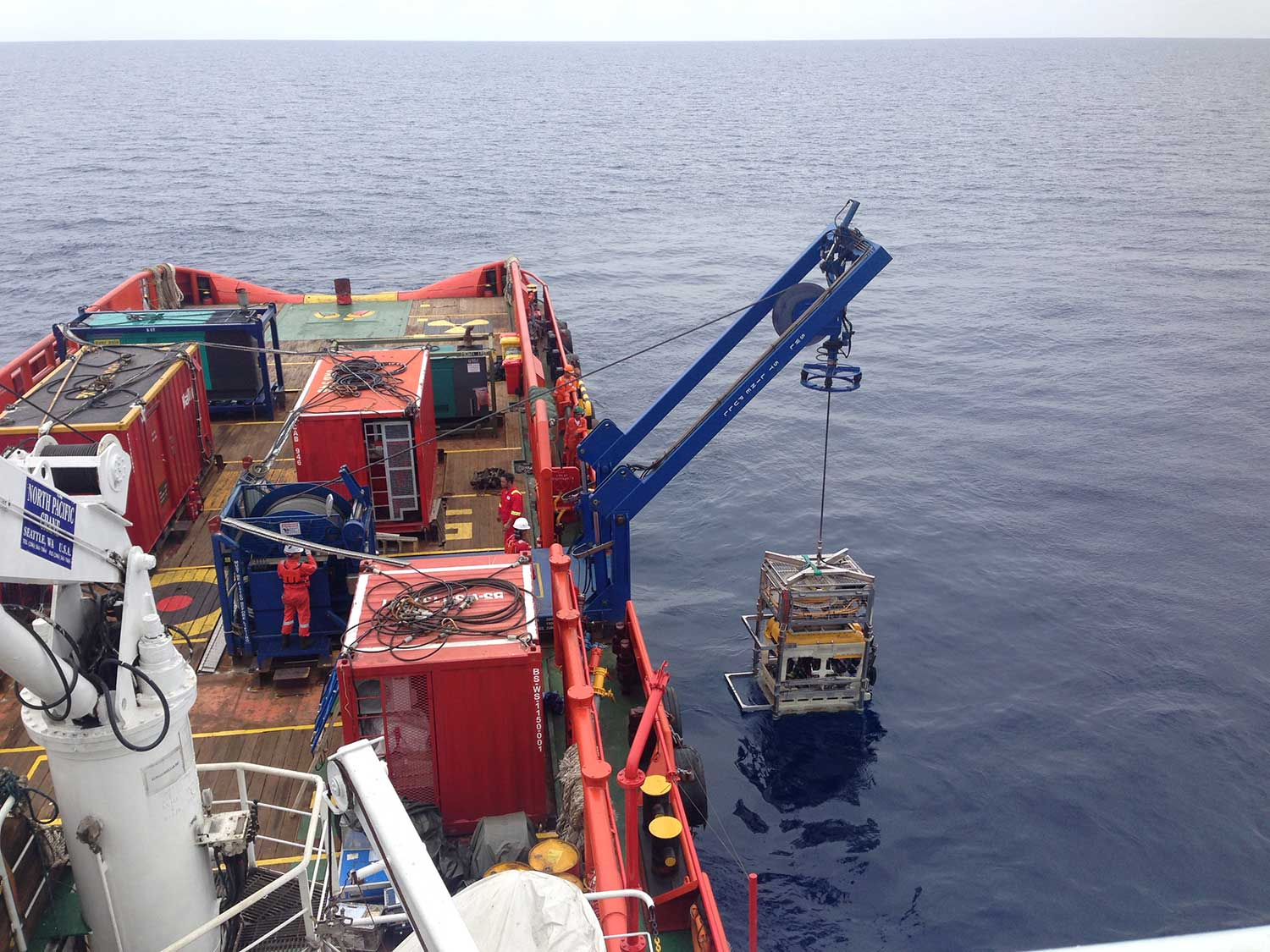 Marine, Subsea and Offshore Installation, Oil & Gas   Amaniaga